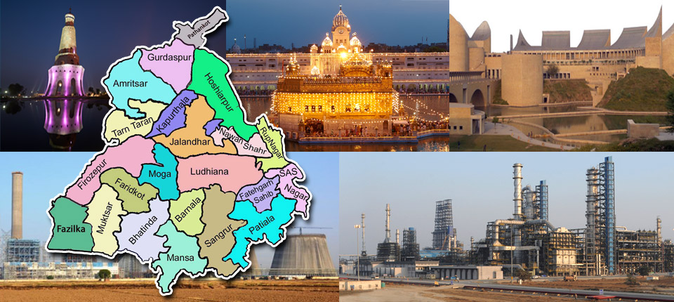 Punjab District