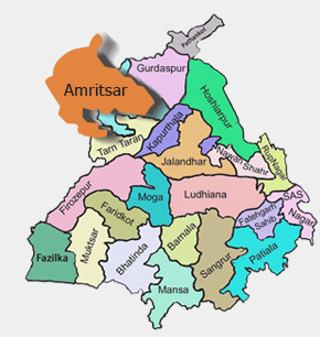 Amritsar   NRI Affairs Department