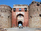 Coronation Site Of Mughal Emperor Akbar The Great