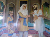 Martyrdom Day of Baba Moti Ram