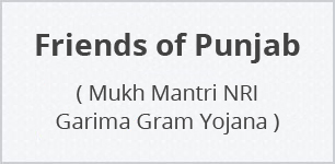 Friends of Punjab (Mukh Mantri NRI Garima Gram Yojana)