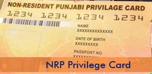 NRP Privilege Card